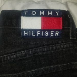 Tommy hilfiger high waisted jeans